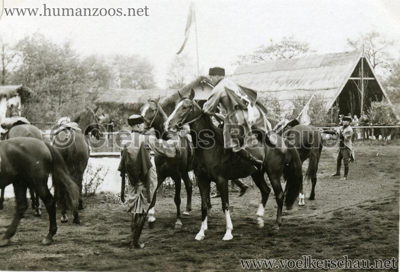 1932 Djigit Kuban Kosaken bei Hagenbeck - Foto 39