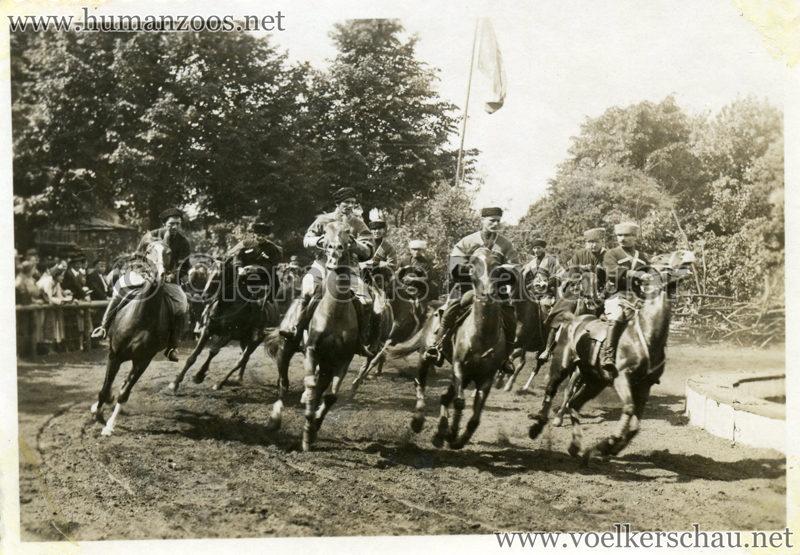 1932 Djigit Kuban Kosaken bei Hagenbeck - Foto 42