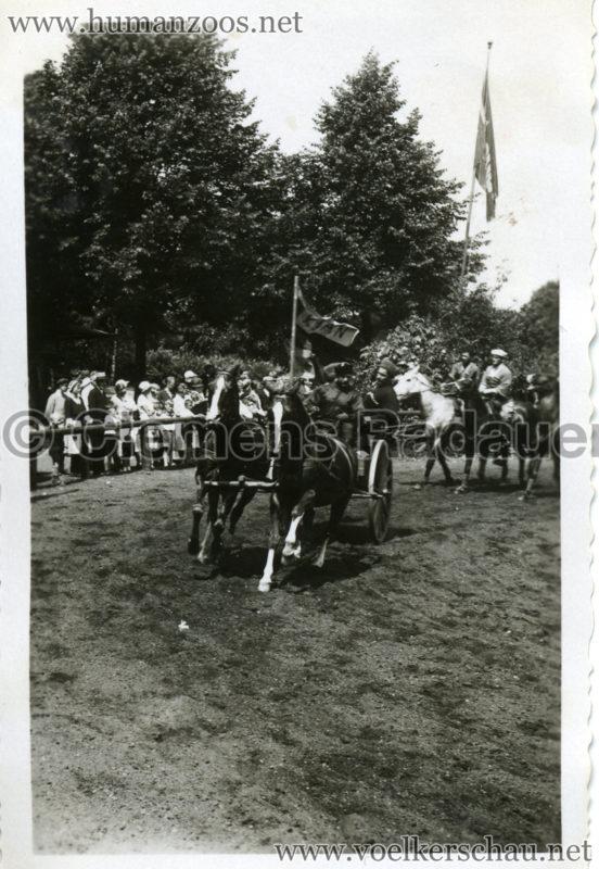 1932 Djigit Kuban Kosaken bei Hagenbeck - Foto 60
