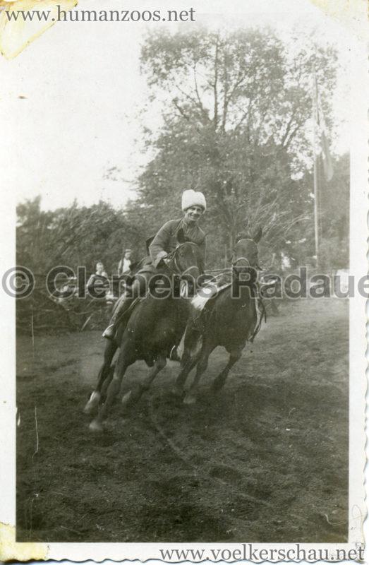 1932 Djigit Kuban Kosaken bei Hagenbeck - Foto 61