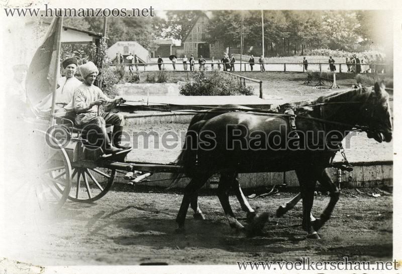 1932 Djigit Kuban Kosaken bei Hagenbeck - Foto 62