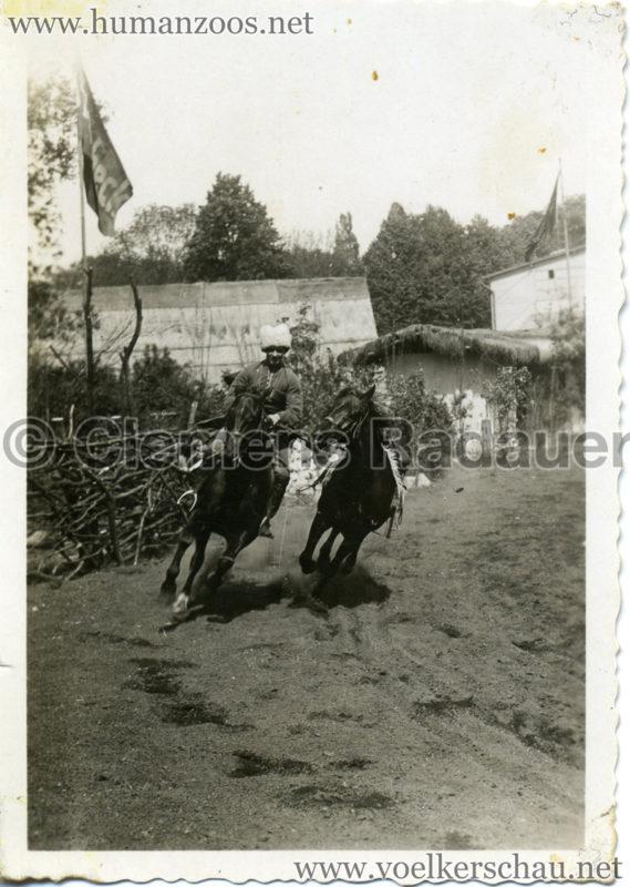 1932 Djigit Kuban Kosaken bei Hagenbeck - Foto 67