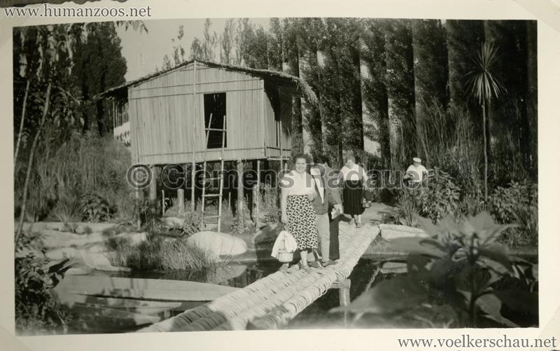 1958 Exposition Universelle Bruxelles S3 - Village Congolais 3