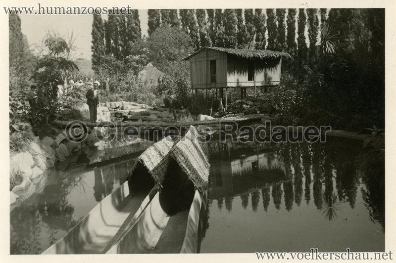 1958 Exposition Universelle Bruxelles - Village Congolais 4