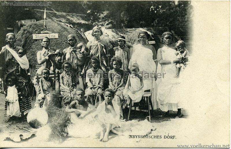 Abyssinisches Dorf 2