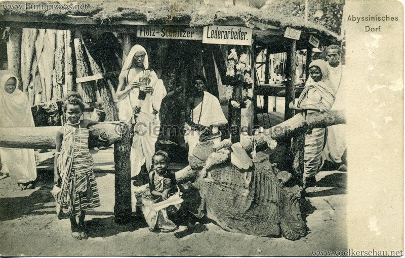 Abyssinisches Dorf 3