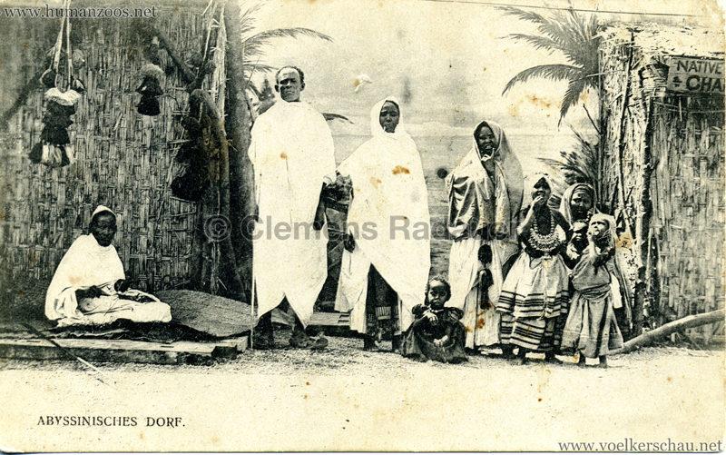 Abyssinisches Dorf 4