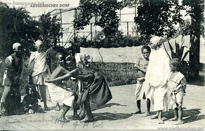 Abyssinisches Dorf 5