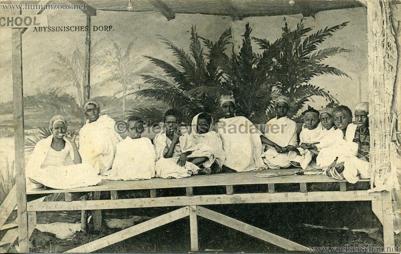 Abyssinisches Dorf 6
