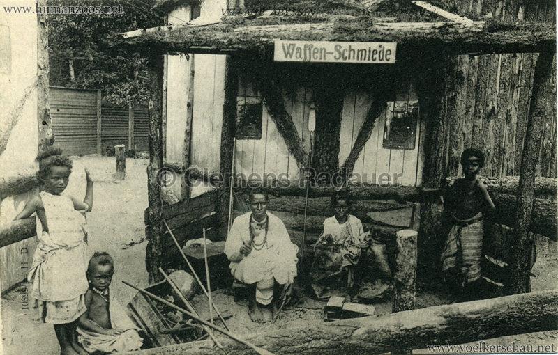 Abyssinisches Dorf (Village Abyssin) 2
