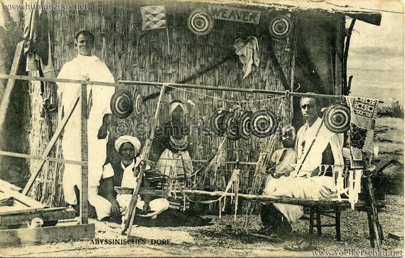 Abyssinisches Dorf 7