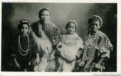 Africa in Song ans Story - Two of Jas. H. Balmser's Kaffir Boys 2