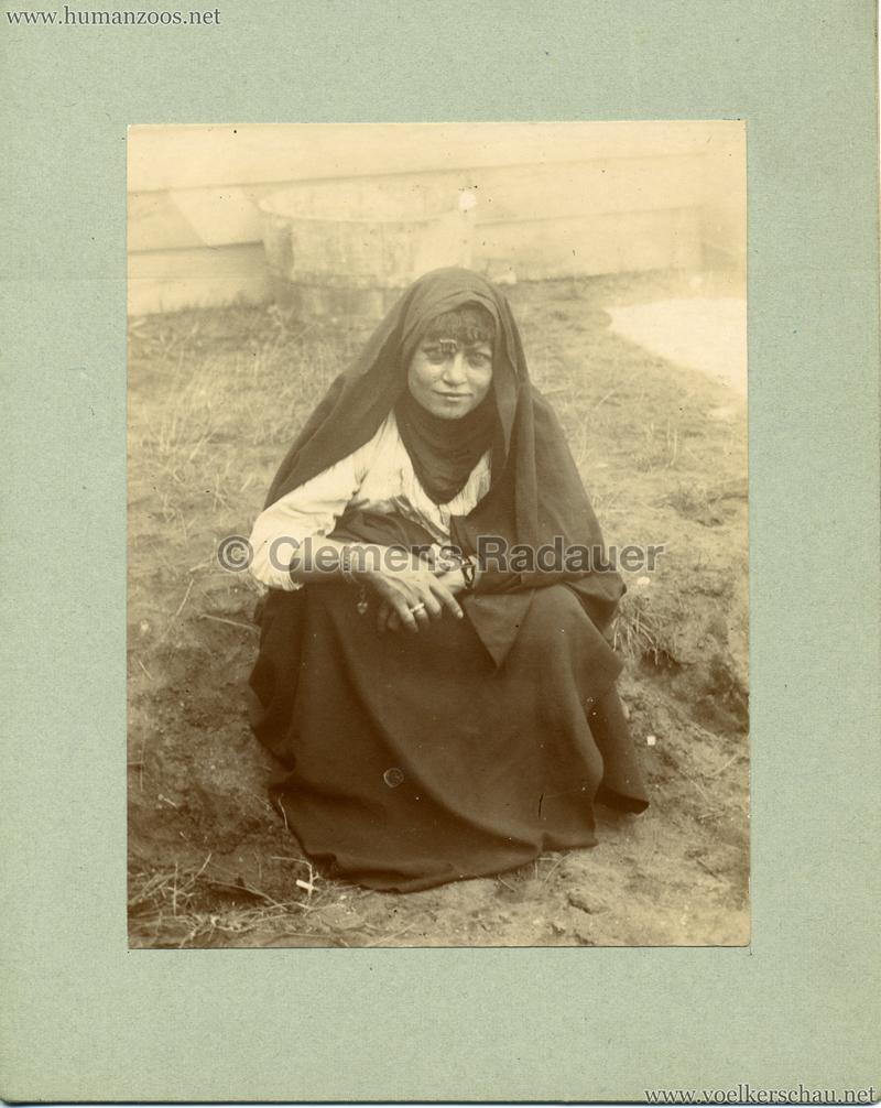 Afrikanische Völkerschau (1901 Berlin Beduinen ?) 7