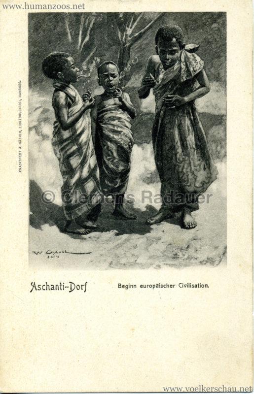 1903 Aschanti-Dorf 13