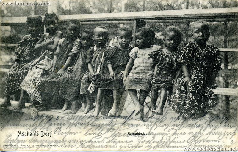 1903 Aschanti-Dorf 2