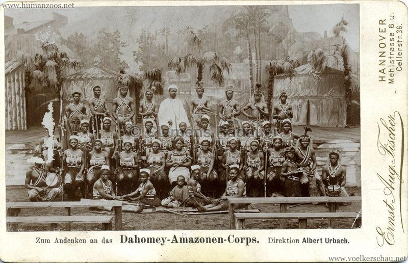 Dahomey-Amazonen-Corps