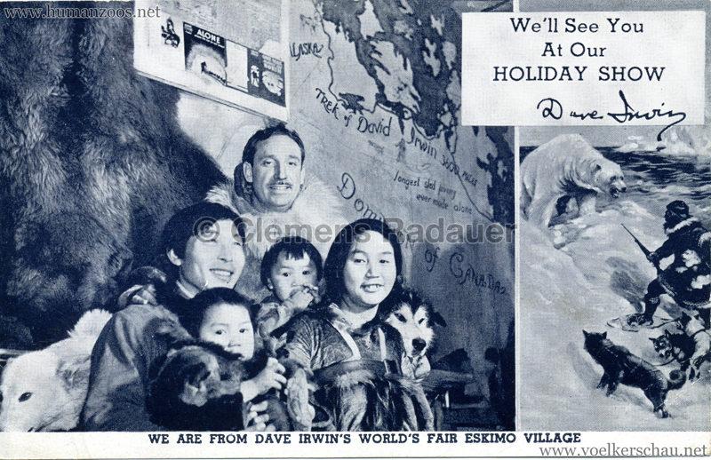 Dave Irwin's Eskimo Village 1