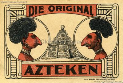 Die Orginal Azteken VS