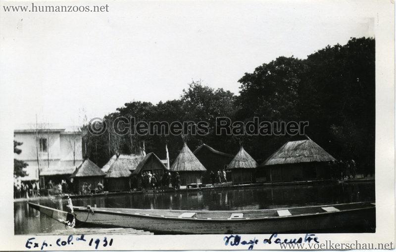 FOTO Village Lacustre