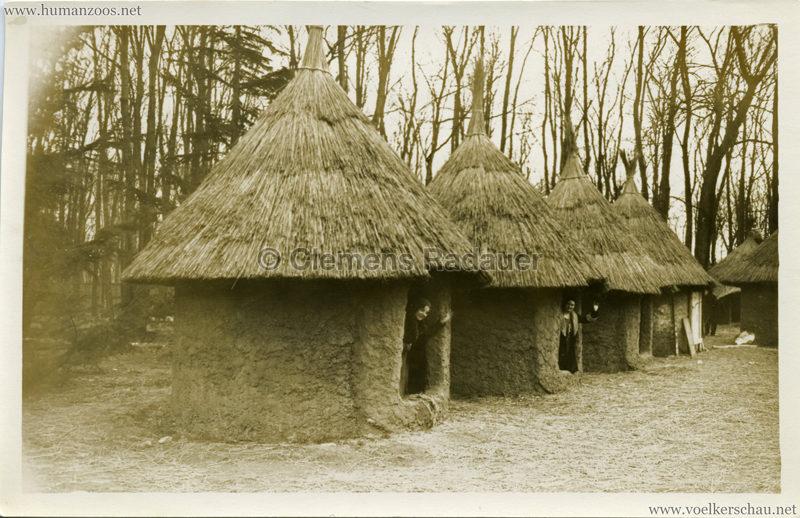 1931 Exposition Coloniale Paris - Foto Village Nouvelle-Caledonie