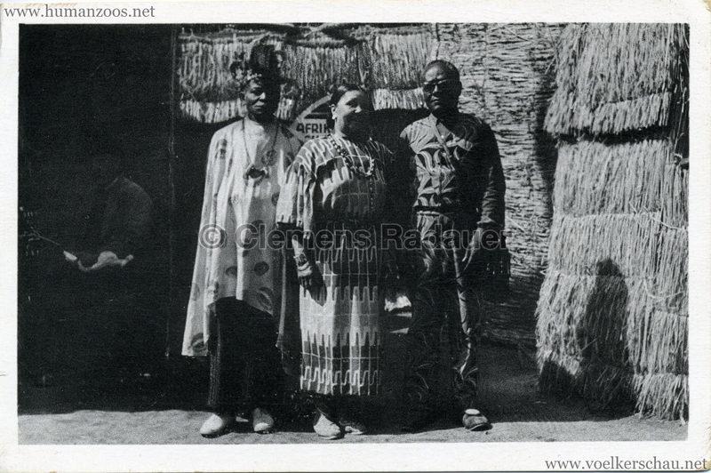 Frau Katleens Afrikaschau 2
