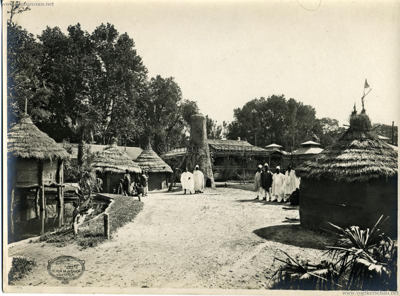 1922 Exposition Marseille  Photo - Fontaine Albert 2