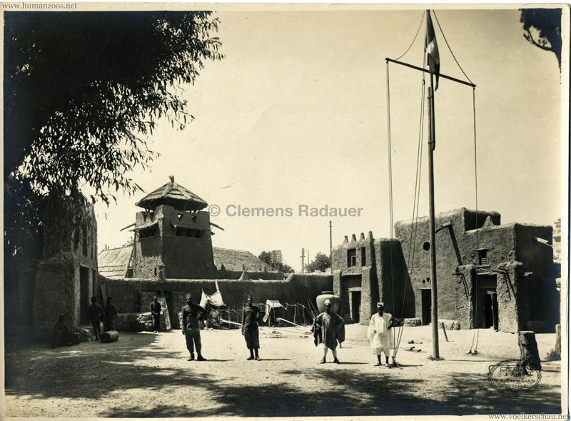 1922 Exposition Marseille  Photo - Fontaine Albert 3