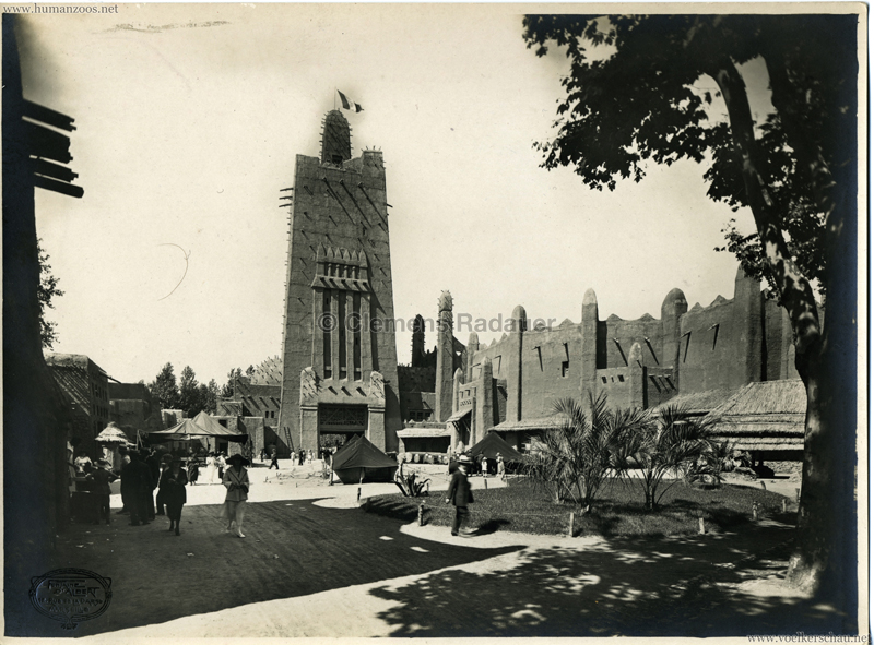 1922 Exposition Marseille  Photo - Fontaine Albert 4