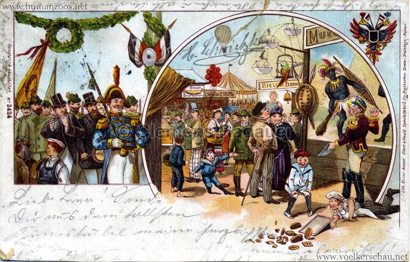Jahrmarkt 1902