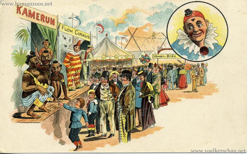Jahrmarkt Kamerun