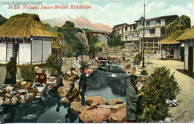Japan-British Exhibition - In Uji Village