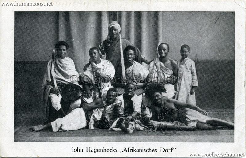 1920 (?) John Hagenbecks