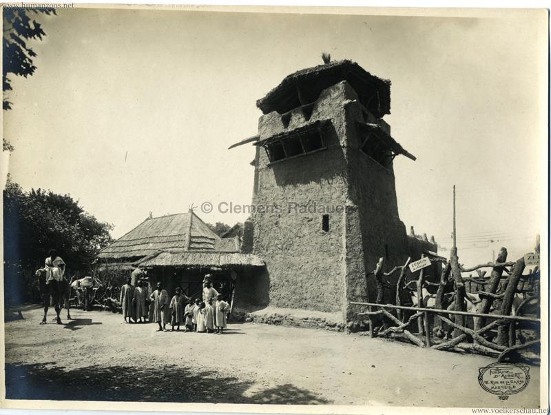 1922 Exposition Marseille  Photo - Fontaine Albert 6