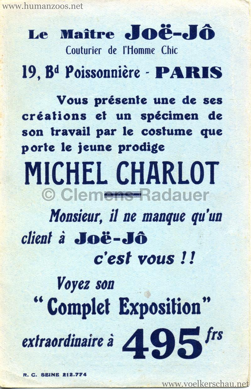 Le plus jeune musicien du monde MICHEL CHARlOT RS