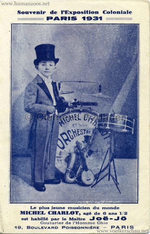 Le plus jeune musicien du monde MICHEL CHARlOT VS