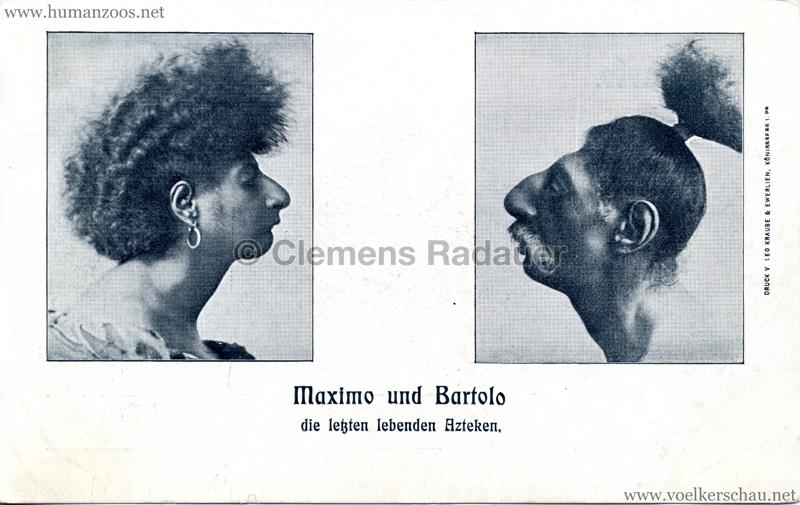 Maximo und Bartolo