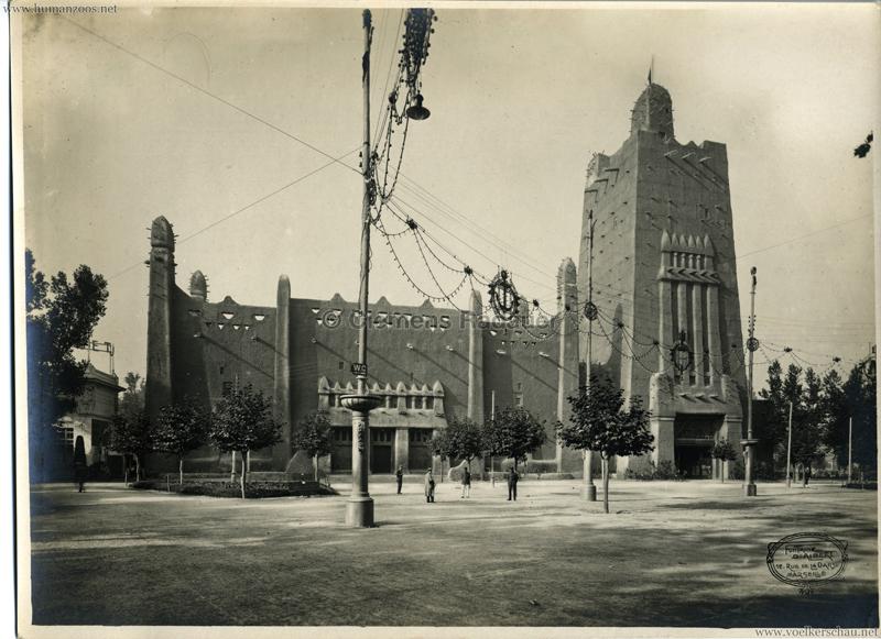 1922 Exposition Marseille  Photo - Fontaine Albert 8