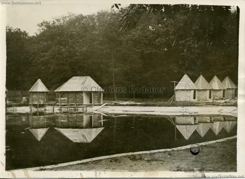 1931 Exposition Coloniale Paris - Pressefoto Nouvelle-Caledonie VS