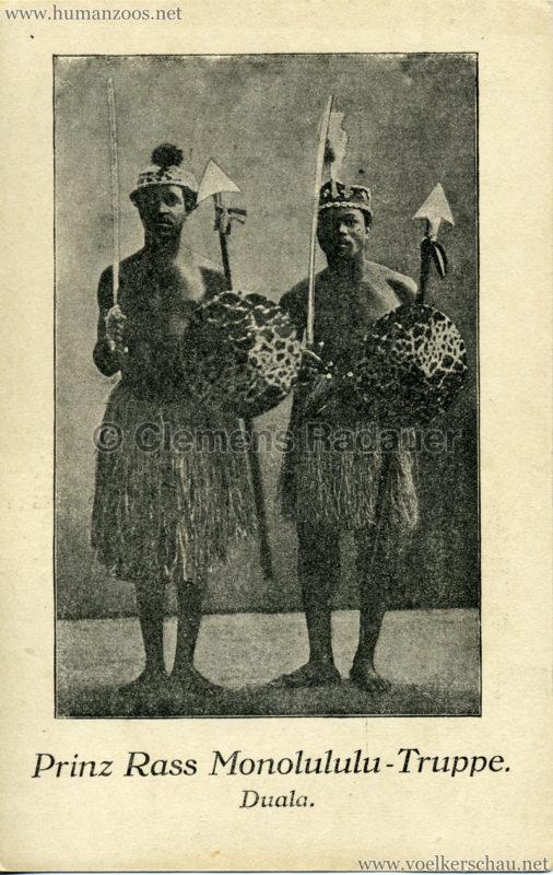 Prinz Rass Monulululu Truppe