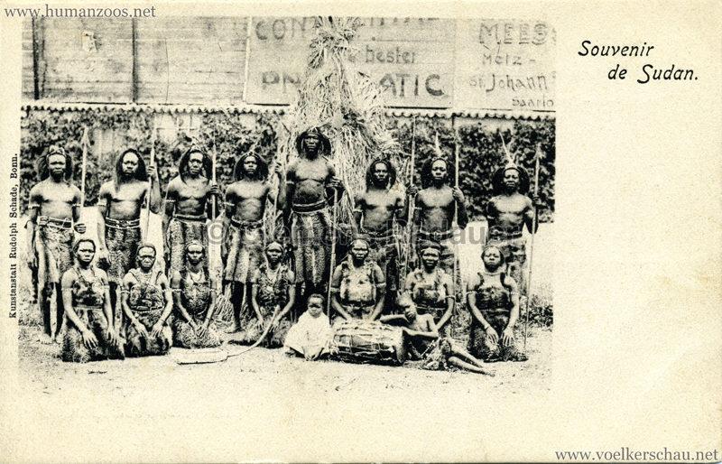 Souvenir de Soudan