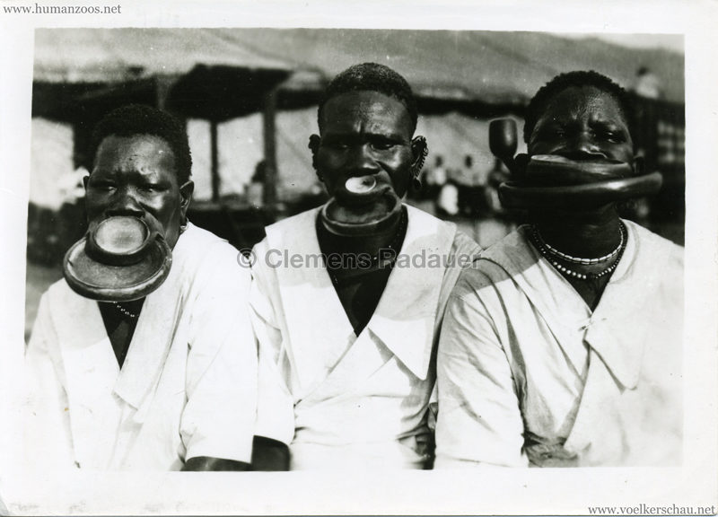1931/1932 Ubangi Savages - Kobel Photo