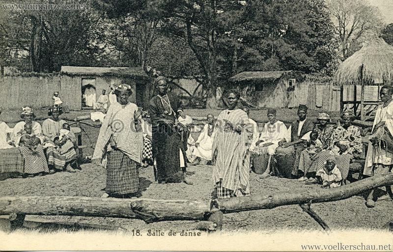 Village Africain (???) - 18. Salle de Danse