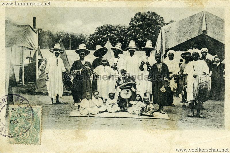 Village Africain 3 (?) gel 1906