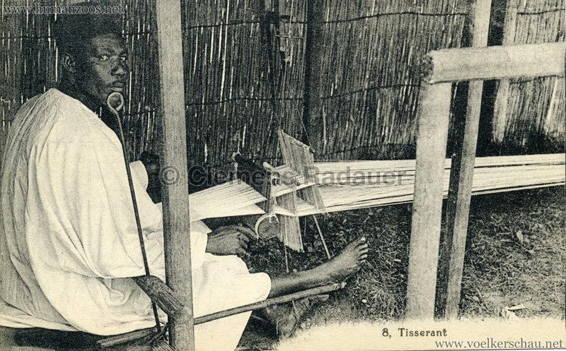 Village Africain (???) - 8. Tisserant