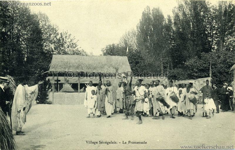 Village Sénégalais - La Promenade