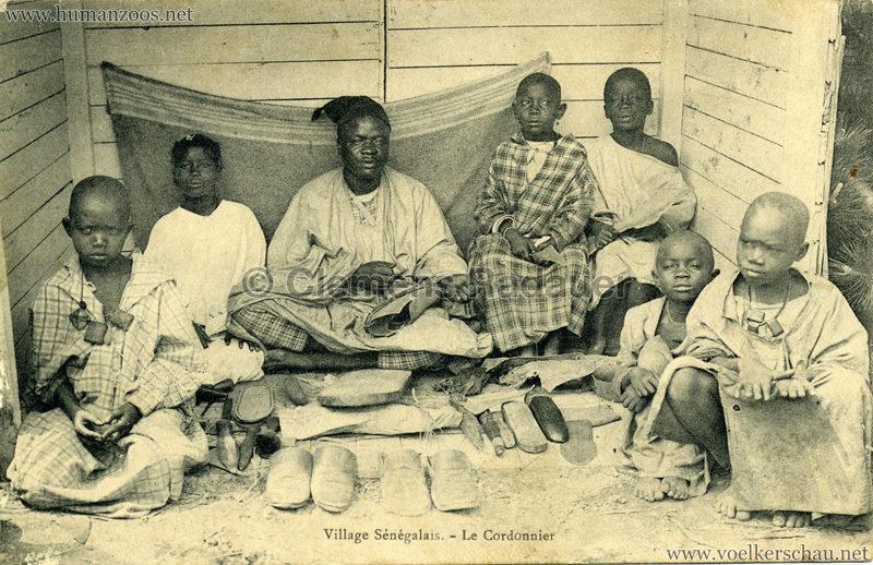 Village Sénégalais - Le Cordonnier