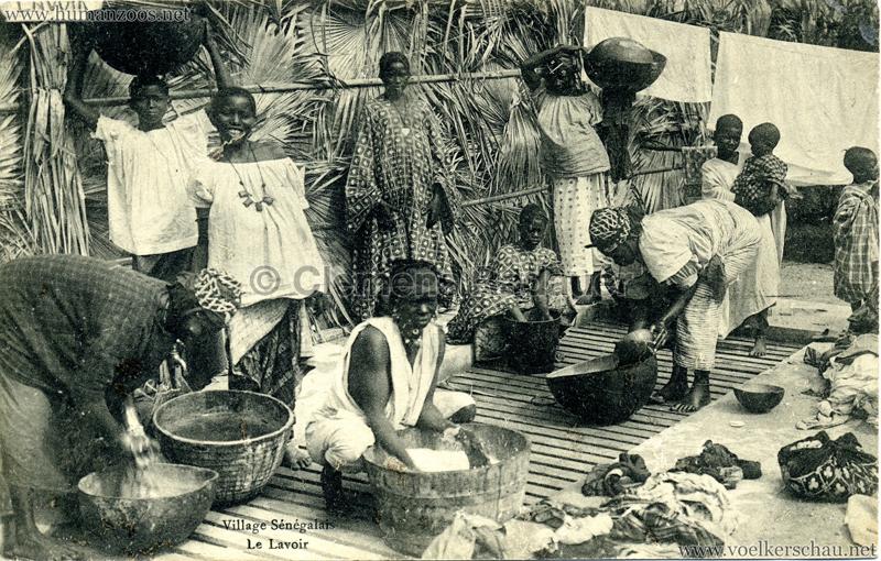 Village Sénégalais - Le Lavoir