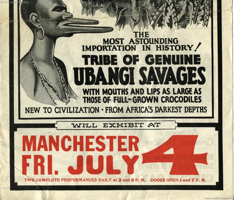 1931/1932 Ubangi Savages Booklet 2 2