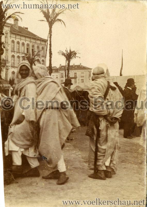 Nordafrikanische Völkerschau Frankreich FOTO 2