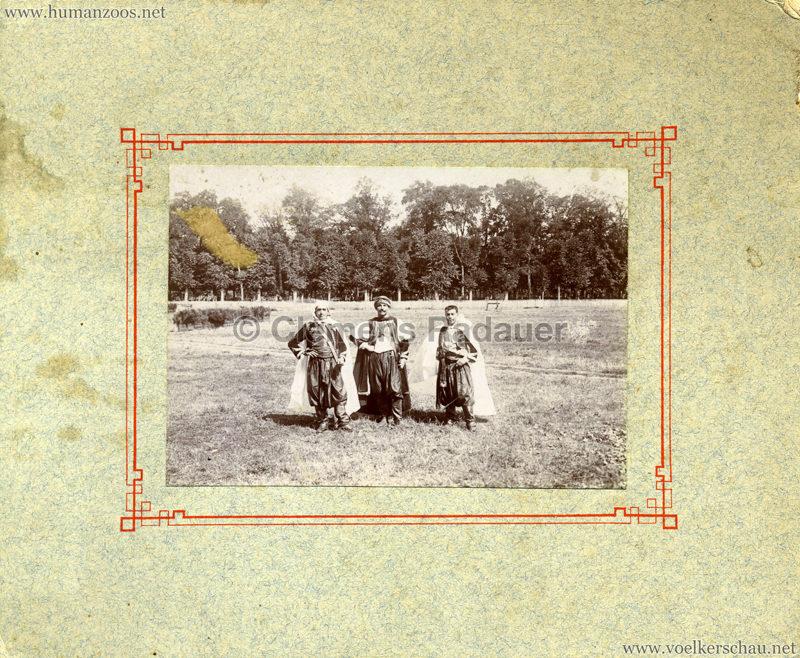 Orientalische Völkerschau FOTO 2